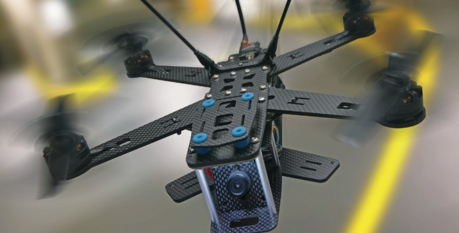 All New Rise RXS270 FPV Racing Drone