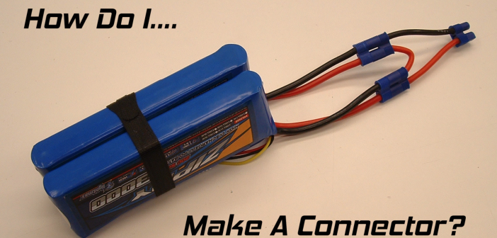 How to make a battery connector