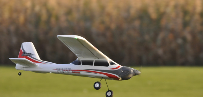 Ares RC Gamma Pro V2 RTF – An Electric Airplane Review
