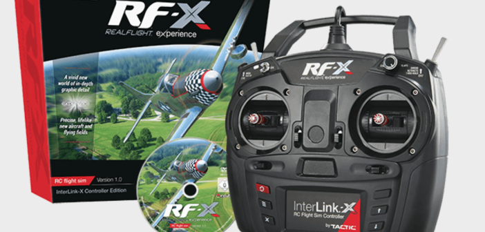 Upgrade Your Flights with RF-X
