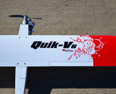 Great Planes Quik v6: Go Fast Turn Left in style