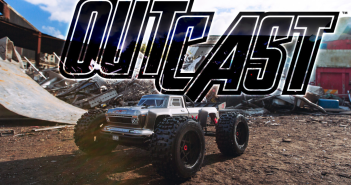 ARRMA OUTCAST – Break conventions and become a stunt hero!