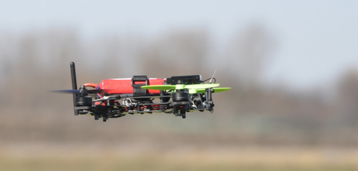 Ares RC – Z-Line – X:Bolt 250 FPV Racing Quad