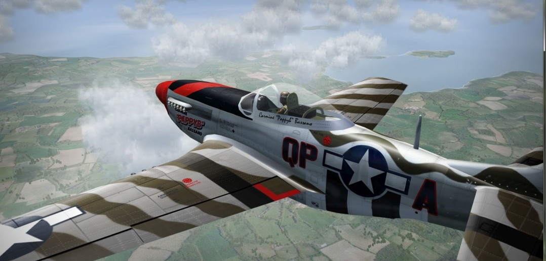 Pappyb Skin on P-51D