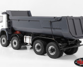1/14 8×8 Hydraulic Dump Truck is one of the most powerful available