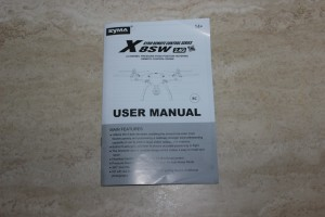 syma manual front