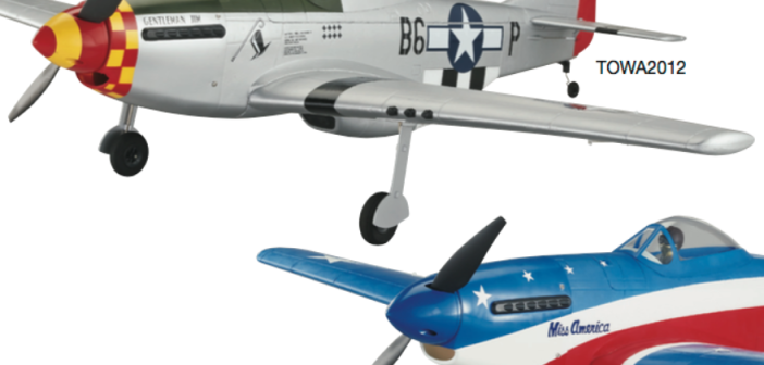 Which P-51D Mustang would you choose?