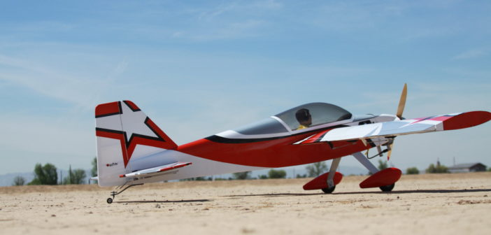 Great Planes Escapade MX 30cc ARF
