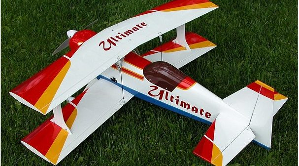 The Wings Maker Ultimate 40 E-conversion