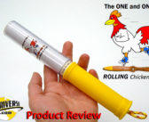 The Rolling Chicken Stick – A Product Designed for Safety!