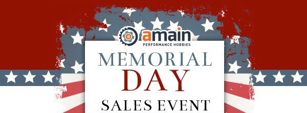 Memorial Day Sales Event!  Better Hurry