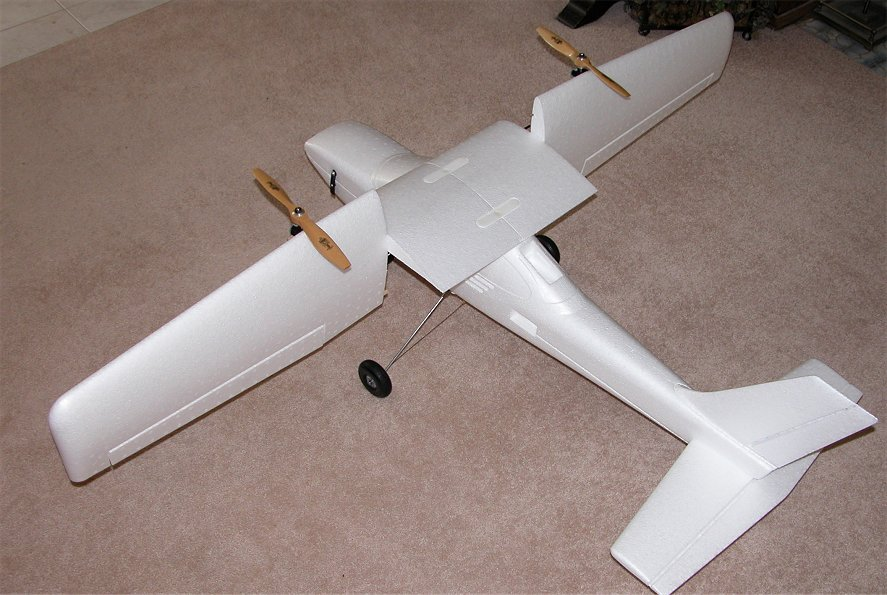 Greg Covey's Amp'd Issue 7: Project VTOL- Part 1