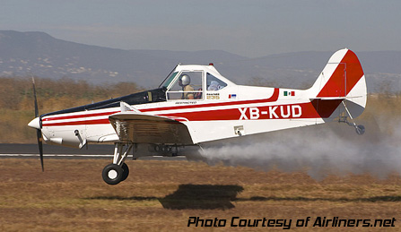 The World Models 1/4 Scale Piper PA-25 Pawnee on