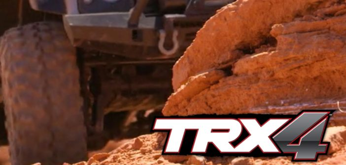TRX-4 Scale and Trail Crawler is all-new