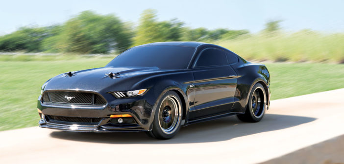 Officially Licensed Ford Mustang from Traxxas