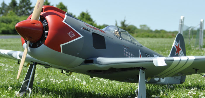 Seagull Models 20cc YAK 3 ARF – Part Two: Flight Review