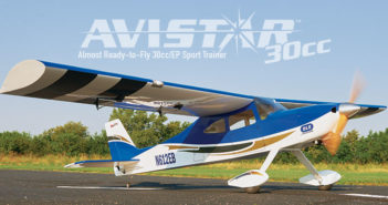 Great Planes Avistar 30cc ARF