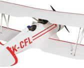 Stable for Sport – Waco 50-61cc GAS or EP ARF Announced