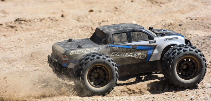 Pro-Line PRO-MT 4×4 has race-bred DNA