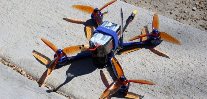 Aurora RC BFight 210 Brushless FPV Racing Drone
