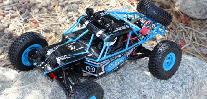 JJRC Q39 Highlander RTR 1/12 Scale Buggy