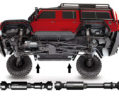 MIP HD Driveline™ Kit, for your  Traxxas TRX-4 Defender
