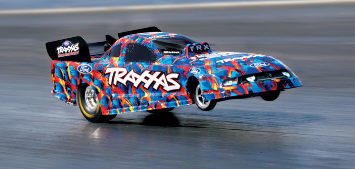 Experience the Speed, Power, and Adrenaline of NHRA Drag Racing in 1/8 Scale
