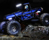Scale crawling and night driving