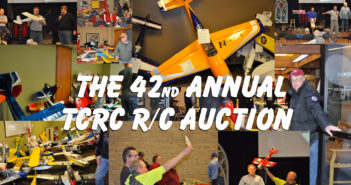 Twin Cities Radio Controllers (TCRC) 2018 Annual Auction