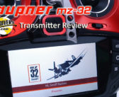 Graupner mz-32 2.4gHz Radio System with Telemetry