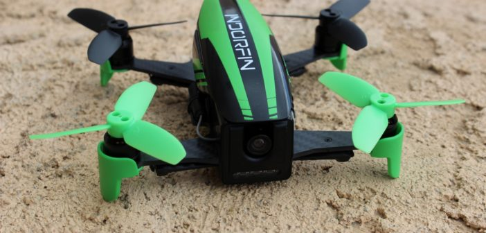 RISE Indorfin 130 Racer Brushless FPV Quad Race Pack