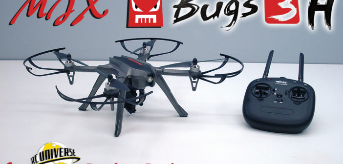Geekbuying.com – MJX Bugs 3H Quadcopter Review