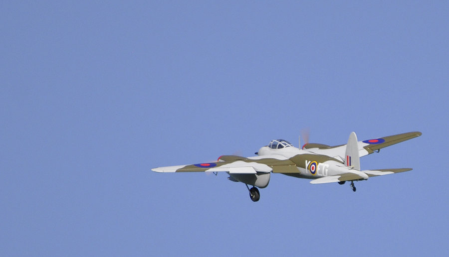 Seagull Models DeHavilland Mosquito ARF – Part Two – the