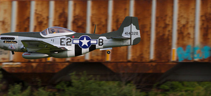 Hangar 9 Announces New P-51D Mustang 20cc