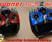 Graupner mz-32 Transmitter Bling Kit – An Accessory for Everyone!