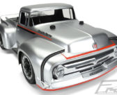1956 Ford® F-100 Pro-Touring Clear Body for Short Course