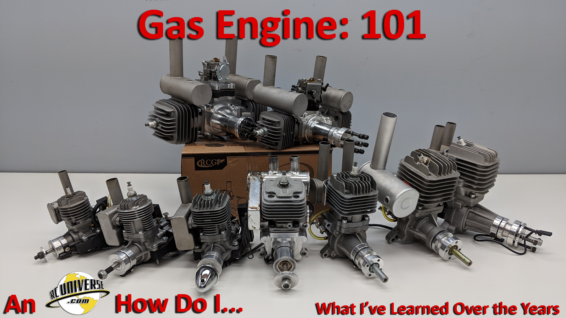 How Do I… 2-Stroke Gasoline Engines – What I've learned Over