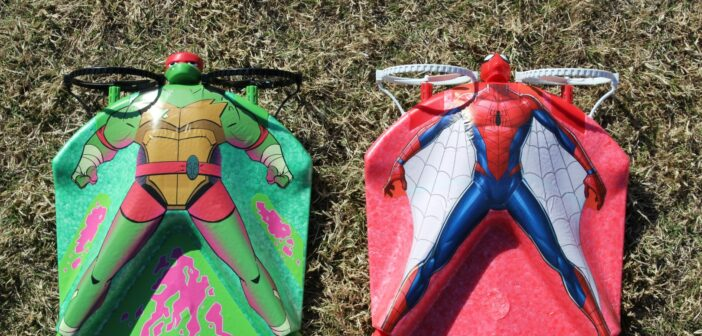 Playmates Super G Free-Flight Wingsuit