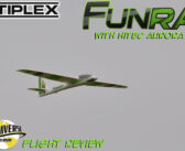 Multiplex FunRay – Flight Review
