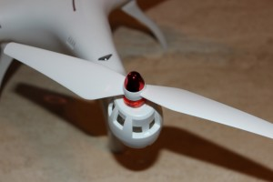 syma prop in place
