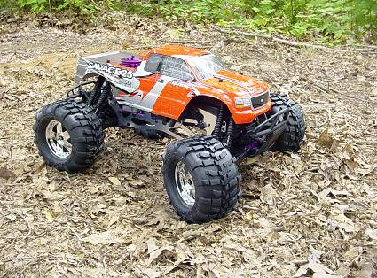 HPI Racing Savage 25 Truck – RTR