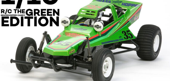 Fun assembly kit releases coming soon from Tamiya