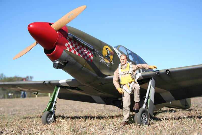 Best WWII 1/6th ARF Warbirds for sale - RCU Forums