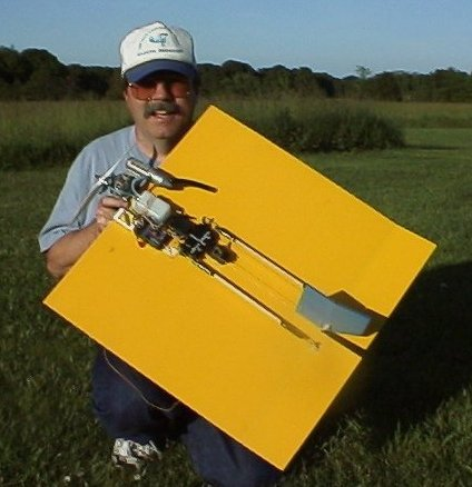 Build your own PBF (Pizza Box Flyer, Flying Pizza Box) - RCU