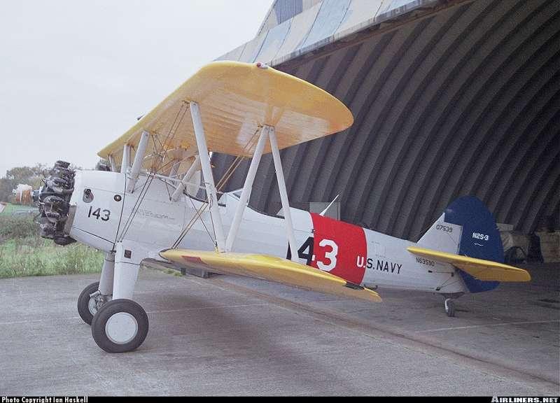 Flair 1/4 Scale PT-17 Stearman Review - RCU Forums