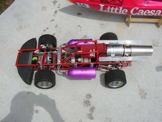 Turbine powered miss bud - RCU Forums