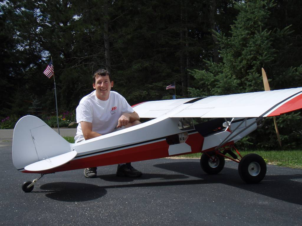Brakes for giant scale RC airplane? - RCU Forums