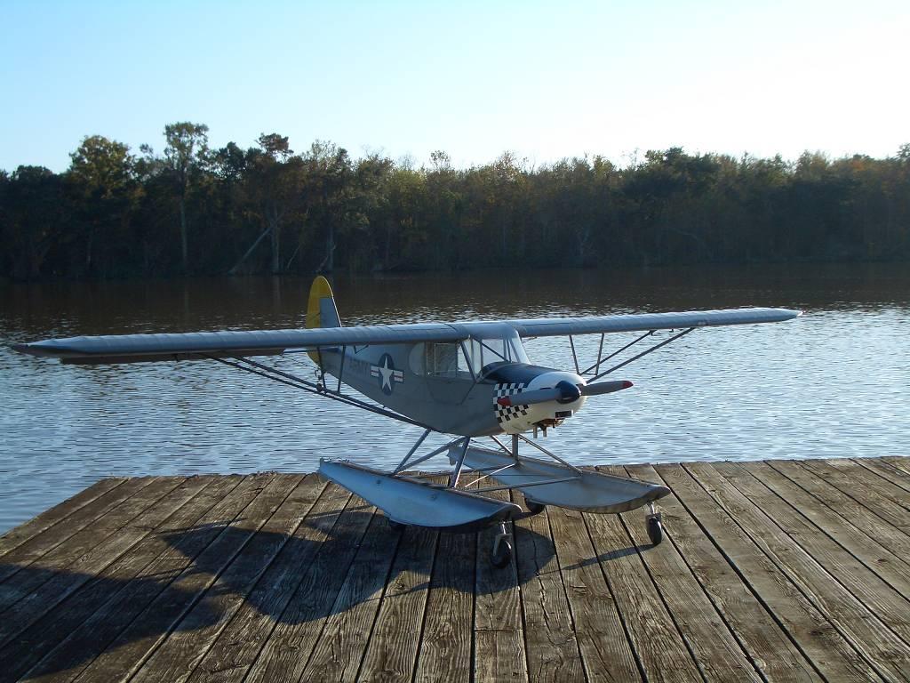 Amphibious floats -finally - RCU Forums