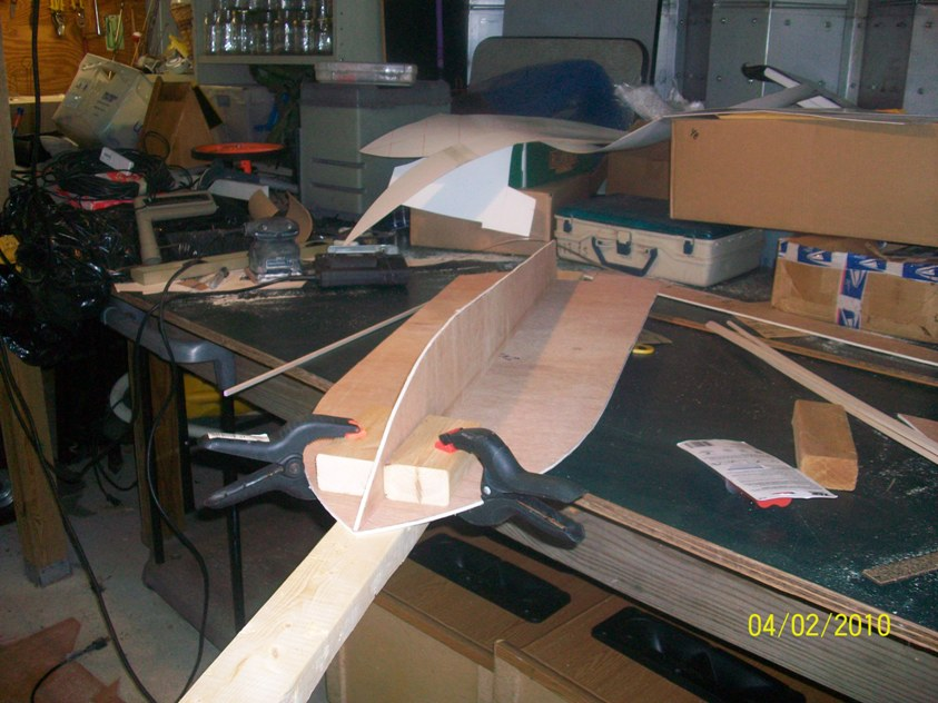 Building a large RC boat from scratch - RCU Forums