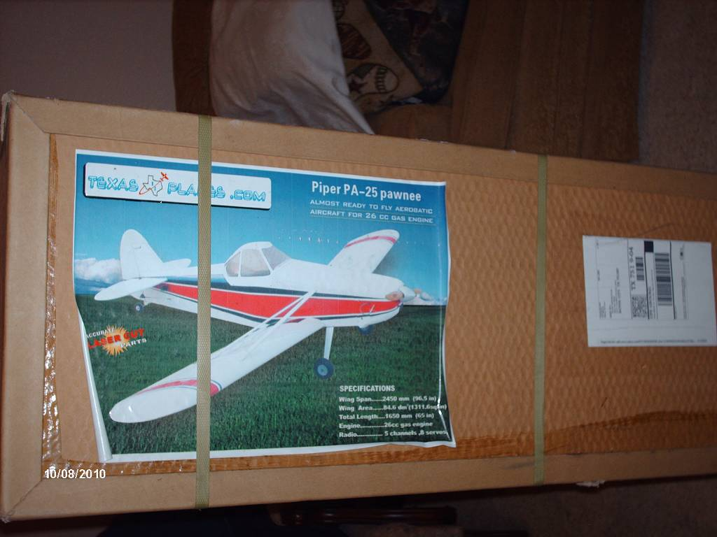Texas RC Piper PA-25 Pawnee Build - RCU Forums on